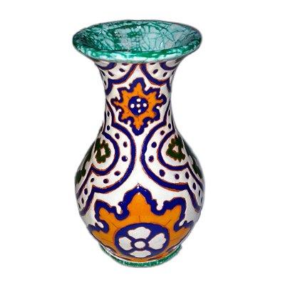 Vaso em cerâmica esmaltada  -MA
