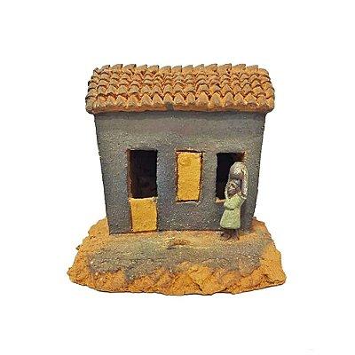Casinha miniatura - Cláudio - AL