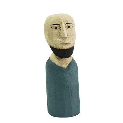 Mini Escultura do Aberaldo - AL