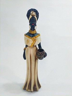 Boneca em Cerâmica - PE