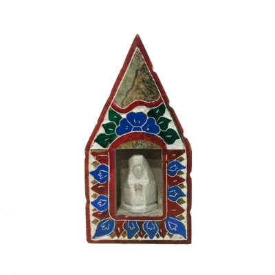 Oratório em pedra sabão M - MG