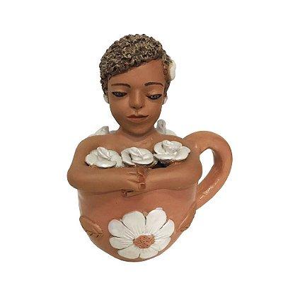 Boneca na Xícara da Ana Ribeiro - MG