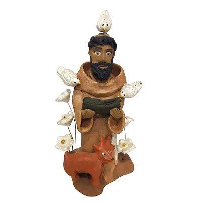 São Francisco em Cerâmica da Neia - MG