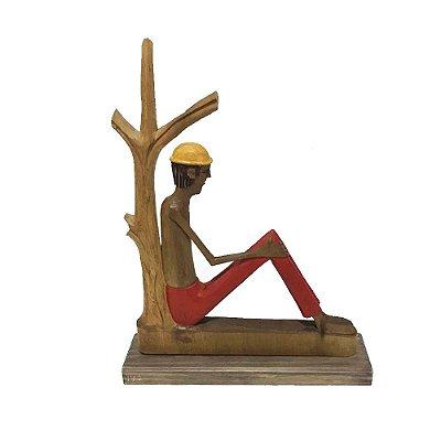 Escultura Homem do Ivo de Sertânia - PE