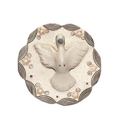 Divino Parede Mandala Flor - Alaíse