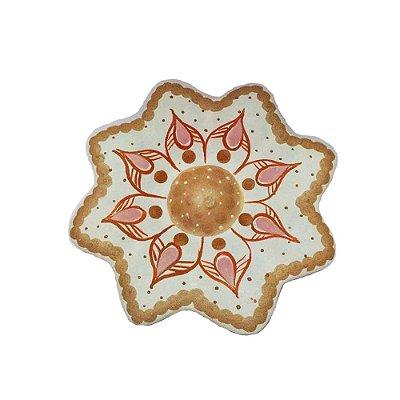Flor Branca P de Parede Lilia - Vale do Jequitinhonha - MG