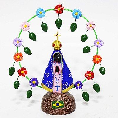 Nossa Senhora P da Angela  - Figureiras de Taubaté - SP