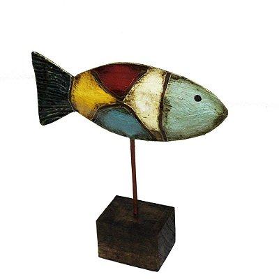 Peixe colorido - Patrícia Barros - PE