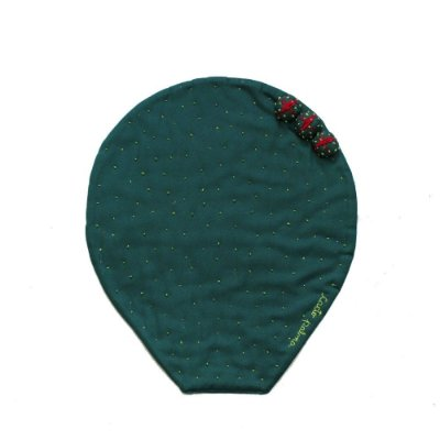 Souplat de Cacto-Palma com bordado - MG