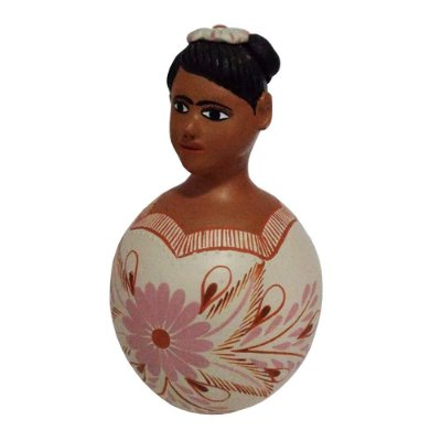 Boneca Maria Tereza  - Vale do Jequitinhonha -MG