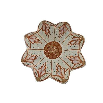 Flor de Parede 13 Cm - Vale do Jequitinhonha - MG