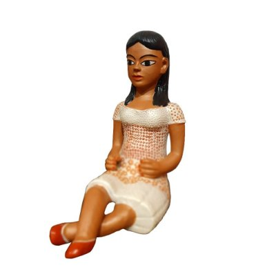 Boneca Anísia - Vale do Jequitinhonha - MG