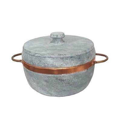 Panela Pedra Sabão 2.5L - MG