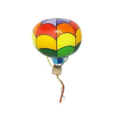 Balão Colorido em Cabaça P1  - Eloisa SP