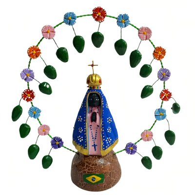 Nossa Senhora da Angela Arco P - Figureiras de Taubaté
