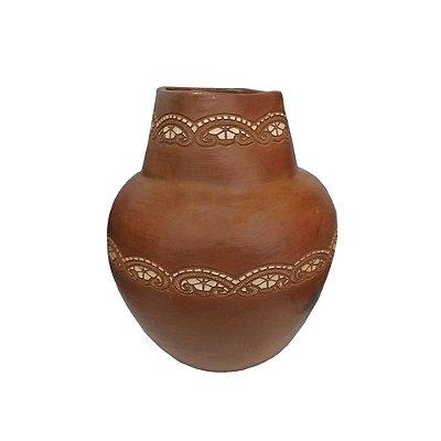 Vaso de Barro Cascavel - CE
