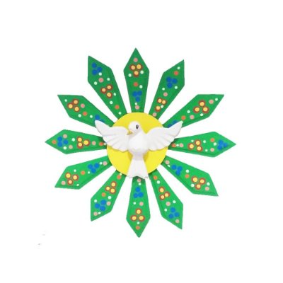 Divino Resplendor Colorido - Lourival MG