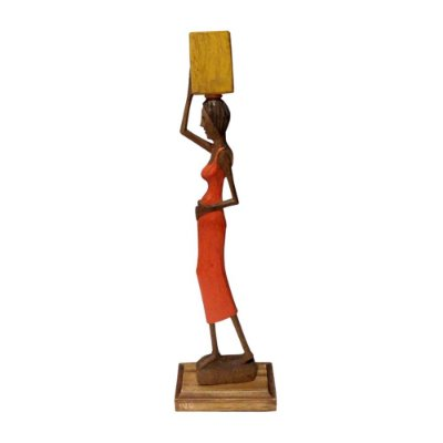 Escultura Retirante P Ivo - PE