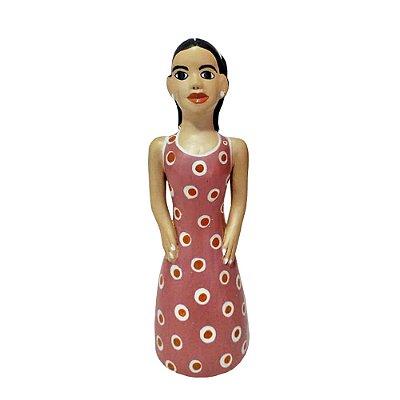 Boneca Pequena da Rafaella - Vale do Jequitinhonha MG