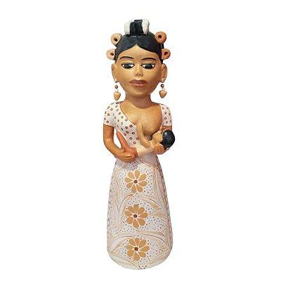 Boneca da Durvalina - Vale do Jequitinhonha MG