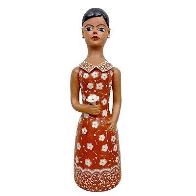 Boneca da Anisia Vale do Jequitinhonha - MG