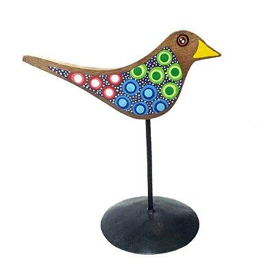 Pássaro de Mesa Edson - MG