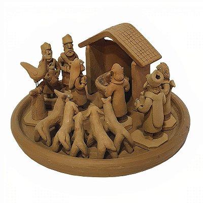Presépio Miniatura do Leonildo de Caruaru - PE