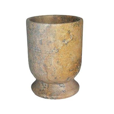 Copo Liso M Pedra Sabão - MG