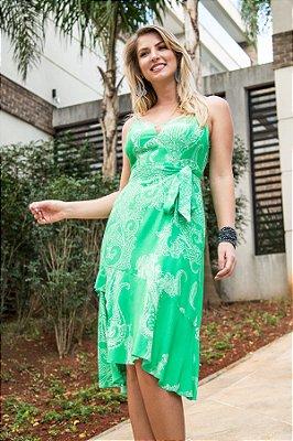 Vestido Green Cashmere