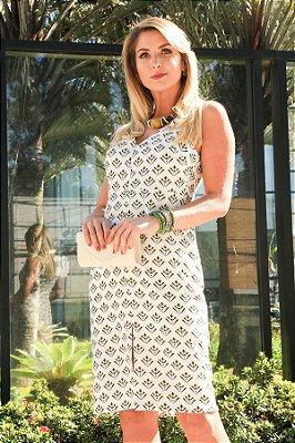 Vestido Mirella Crepe