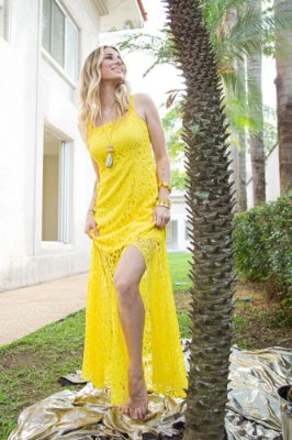 Vestido Nanda