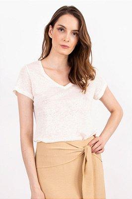 T-Shirt Linho Essential