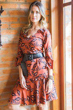 Vestido Midi New Bella