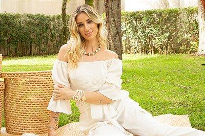 Blusa Latex Yasmin
