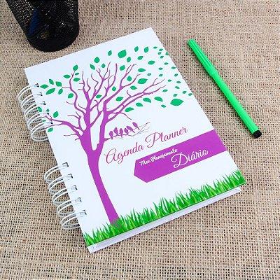 Agenda Planner 2019 | Capa Floral