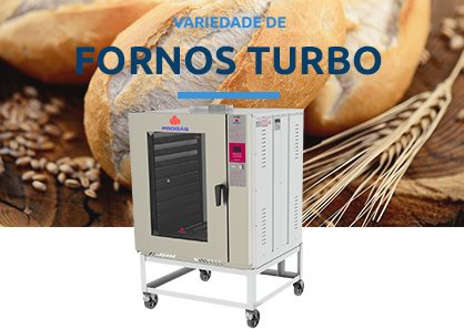 Fornos Turbo