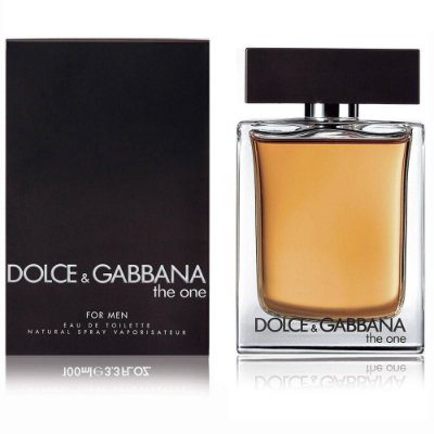 The One Man Eau de Toilette Masculino 50ml - Dolce & Gabbana