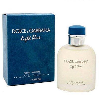 Light Blue Eau de Toilette Masculino 100ml - Dolce & Gabbana