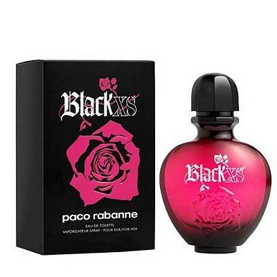 PACO RABANNE BLACK XS FEMININO 50ML