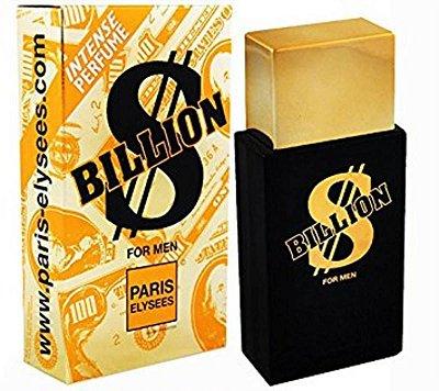 Billion Paris Elysees Eau de Toilette - Perfume Masculino 10