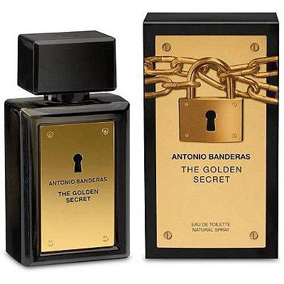 THE GOLDEN SECRET 100ML - ANTONIO BANDEIRAS