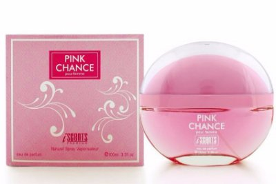 PINK CHANCE 100 ML - HOLLYWOOD STAR