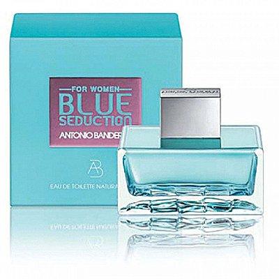 PERFUME BLUE SEDUCTION FEMININO EAU DE TOILETTE 80ML