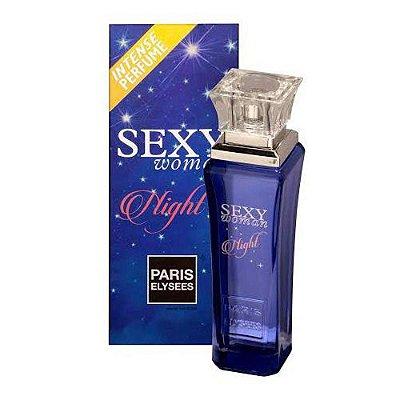 SEXY WOMAN NIGHT FEM. EDT 100ML - PARIS ELYSEES