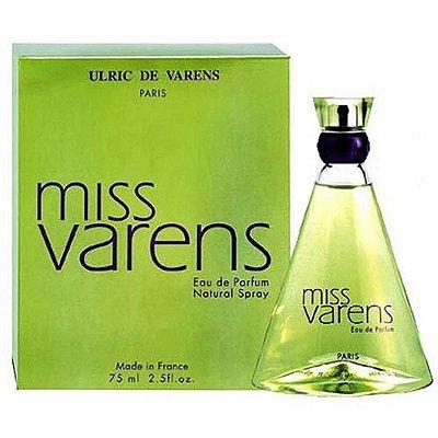 PERFUME MISS VARENS FASHION EAU DE PARFUM 75ML