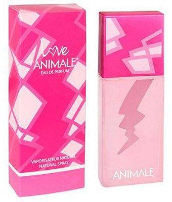 PERFUME LOVE FEMININO ANIMALE - 100ML