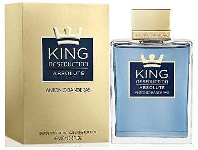 PERFUME KING OF SEDUCTION ABSOLUTE EAU DE TOILETTE 100ML