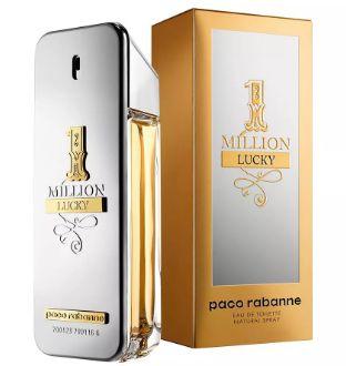 1 MILLION LUCKY PACO RABANNE MASCULINO 100ML