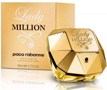 LADY MILLION PACO RABANNE FEMININO 30ML