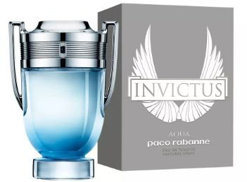 INVICTUS AQUA DE PACO RABANNE MASCULINO 100ML
